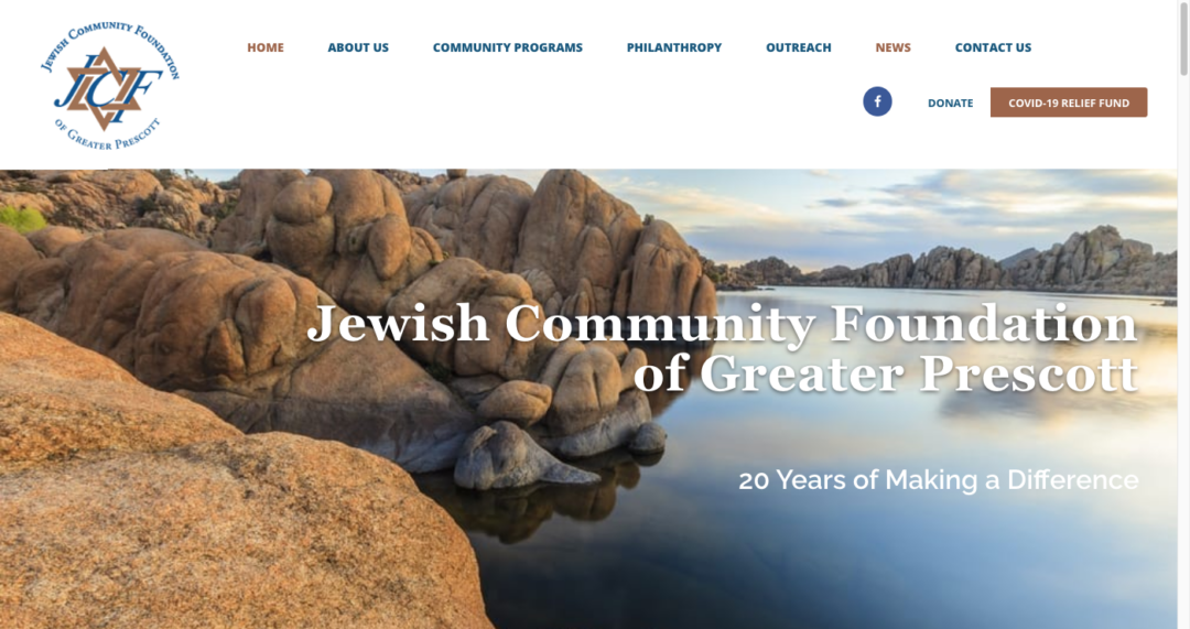 Jewish Community Foundation of Greater Prescott