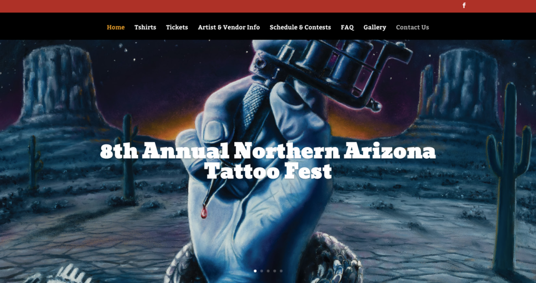 Northern Arizona Tattoo Festival